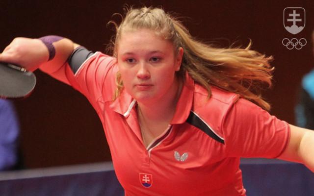 31fb93cef Slovensko dostalo na Európske hry v Minsku ďalšiu miestenku v stolnom tenise  žien, počet našich športovcov stúpol na 76