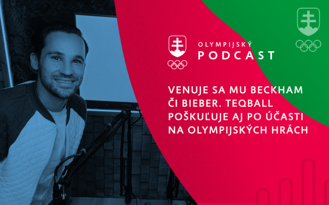 Venuje sa mu Beckham či Bieber. Teqball poškuľuje aj po účasti na olympijských hrách | Slovenský olympijský tím
