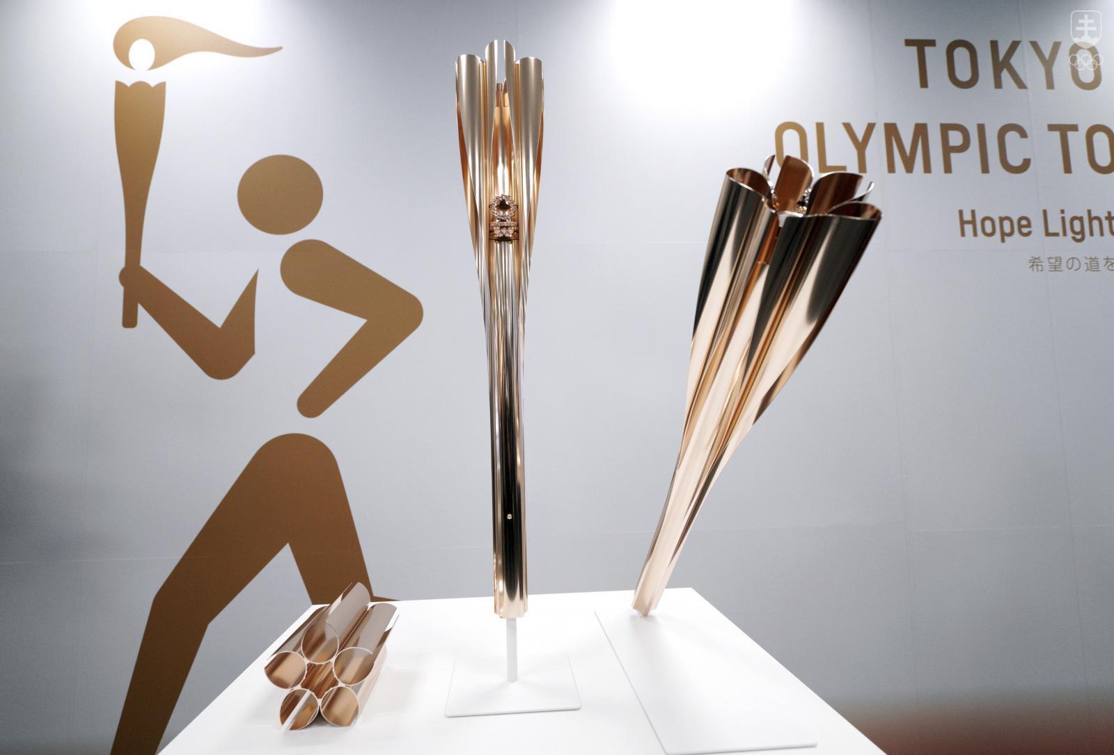 597625848f5b Organizátori OH 2020 v Tokiu predstavili dizajn olympijskej pochodne ...