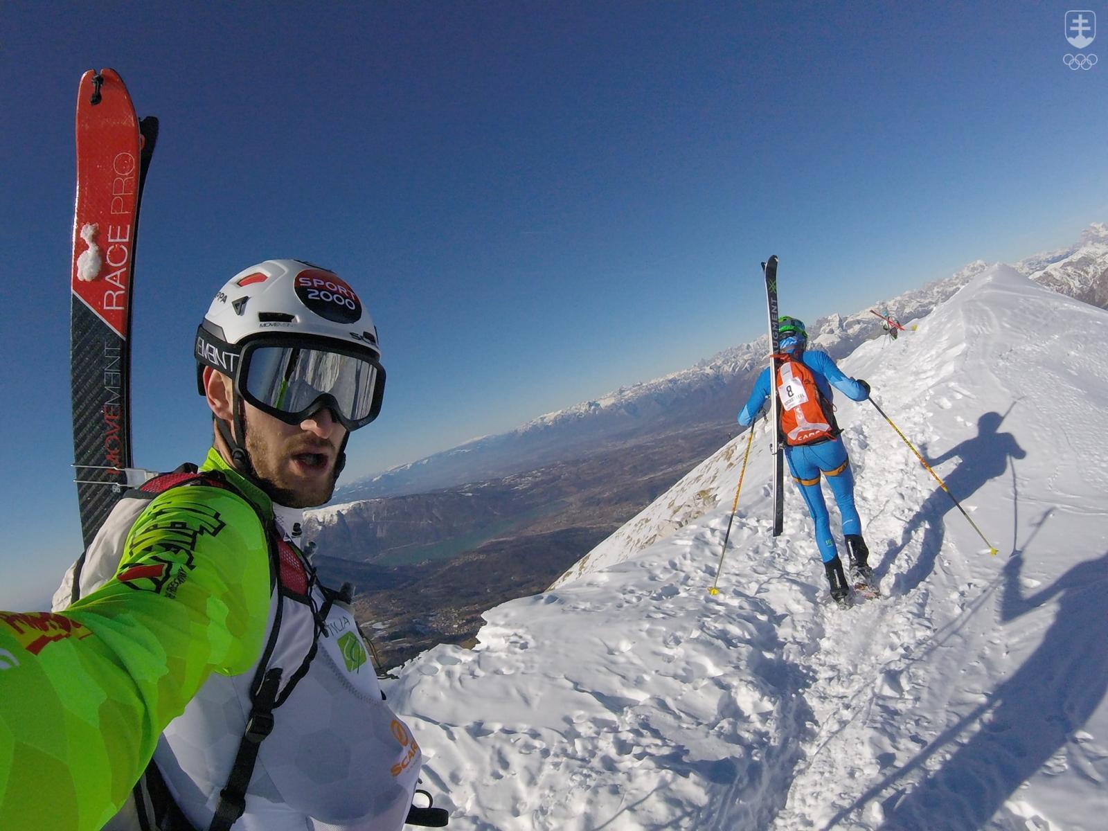 70d547876b Budúcnosť tohto zimného športu sa odvíja práve od zaradenia medzi  olympijské športy. Skialpinizmus bude mať